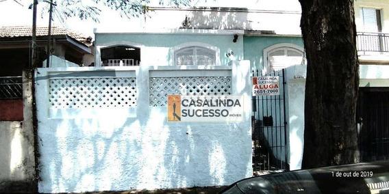 Casa Com 2 Dormitórios Para Alugar, 90 M² Por R$ 1.700/mês - Vila Matilde - São Paulo/sp - Ca6172