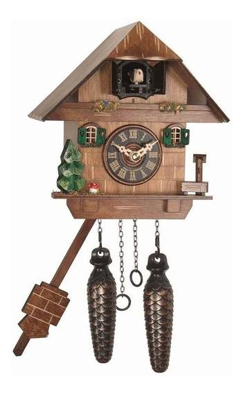 Reloj Cucu Quartz Cuckoo Clock Envios Gratis