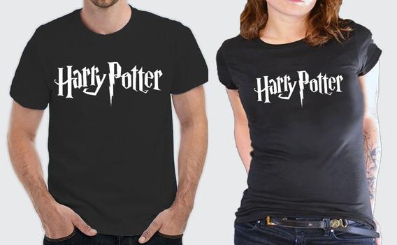 Remera Harry Potter