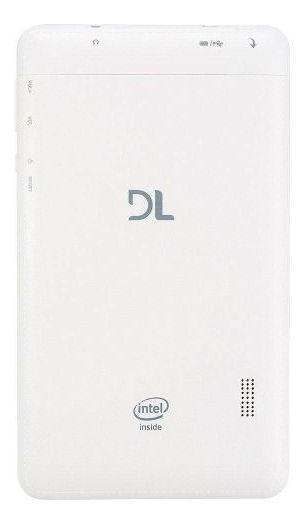 Tablet Dl Socialphone 3g 8gb Tela 7 Dual Chiptx316 Lacrado