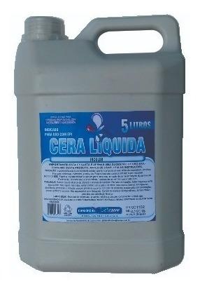 Leiraw Cera Líquida Incolor Piso