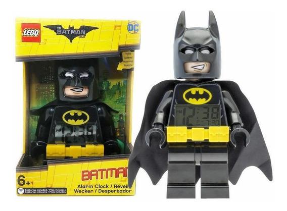 Reloj Despertador Lego Batman Digital Lego