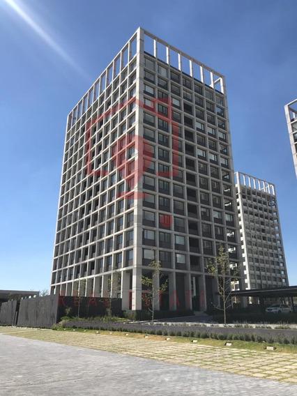 Estrena Departamento De 1 Hab + Cto De Tv En Santa Fe, Alegra Towers