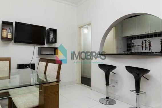 Apartamento Em Copacabana 2 Quartos Todo Decorado É Mobiliado Oportunidade!! - Cpap20947