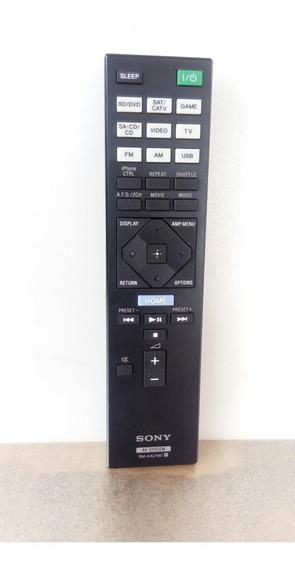 Controle Av System Sony Codigo:rm-aau190 100% Original