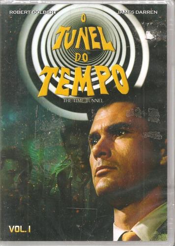 Dvd O Tunel Do Tempo Vol. 1 - Robert Colbert, James Darren