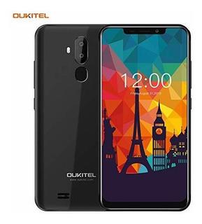 Celular Smartphone Oukitel C12 Android 8.1 2gb 16gb -negro