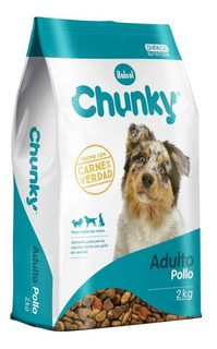 Chunky Adulto Nuggets Pollo 25 Kg