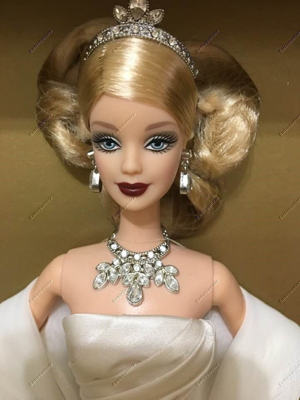 Barbie Duchess Of Diamonds Royal Jewels Collection-nrfb-2000