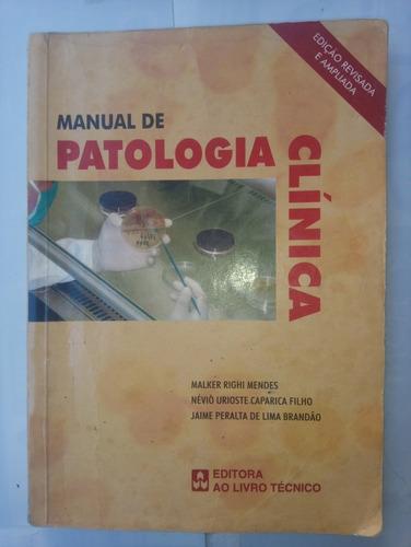 Manual De Patologia Clínica