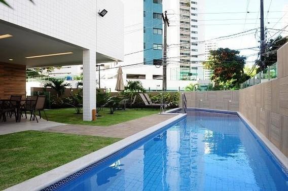 Apartamento Em Casa Forte, Recife/pe De 255m² 4 Quartos À Venda Por R$ 1.850.000,00 - Ap261963