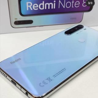 Celular Xioami Note 8