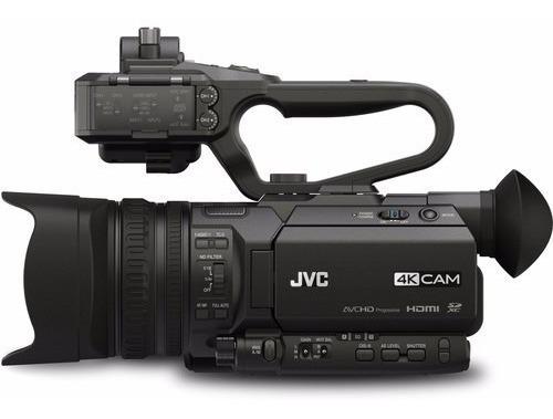 Jvc Gy Hm170ua 4k Cam Compact Filmadora