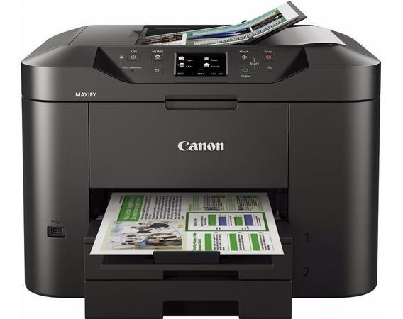 Impressora Multifuncional Color Canon Maxify Mb5410