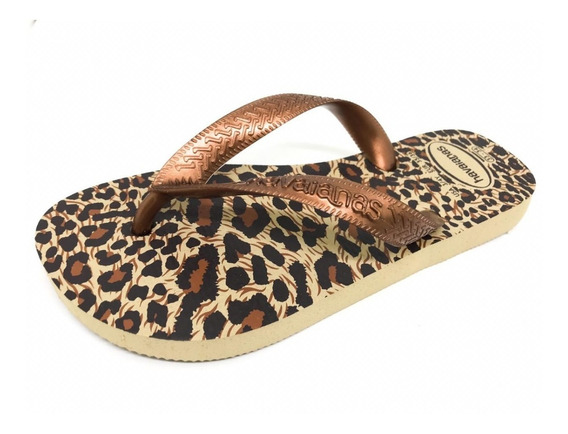 Chinelo Feminino Havaianas Top Animals Original Colonelli