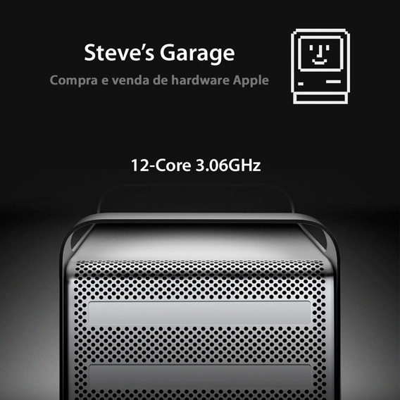 Mac Pro 12 Core 3.06ghz, 96gb Ecc, 480gb Ssd, Vega 56 8gb, Mojave