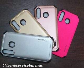 Forro Motomo Antigolpe Para Samsung A20 / A30