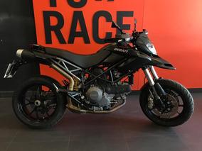 Ducati - Hypermotard 796 - Preta