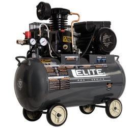 Compresor -elite- 1hp 2 Piston 40lts 5.3