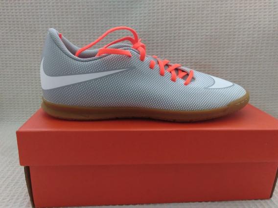 Chuteira Original Nike Bravata Ii Ic Futsal 38 E 40