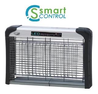 Mata Mosca Mosquito Insectos Smart Control Cubre 150 Mts 40w