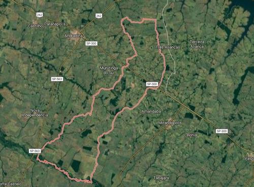 Imagem 1 de 12 de Guaracai - Centro - Oportunidade Única Em Guaracai - Sp | Tipo: Terreno | Negociação: Venda Direta Online  | Situação: Imóvel Desocupado - Cx10005637sp