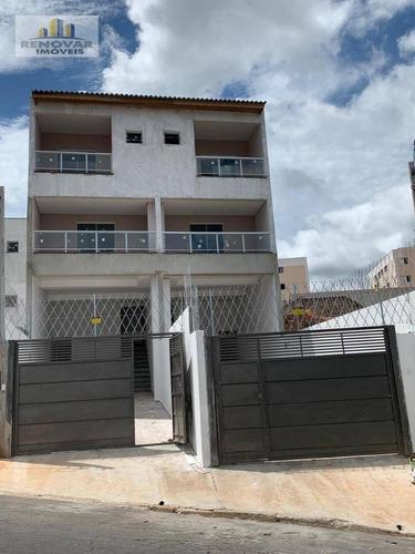 Sobrado À Venda, 240 M² Por R$ 520.000,00 - Jardim São Pedro - Mogi Das Cruzes/sp - So0394
