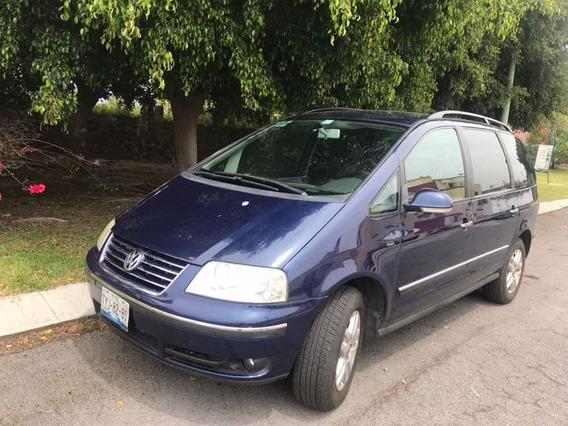Volkswagen Sharan 2.0 Comfortline Mt 2008