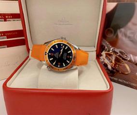 Omega Planet Ocean Orange , 42mm , Impecável , Completo!