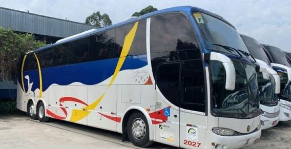 Ônibus Marcopolo Ld G6 Leito Turismo Volvo B 12r 420 Cv