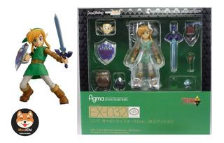 Link A Link Between Worlds Dx Ex032 Zelda Figma Nendo Botleg