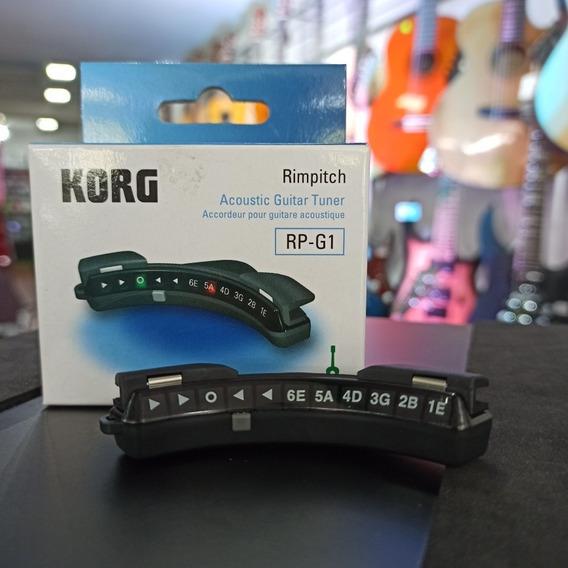 Afinador Korg Rimpitch Rpg1 Guitarra Acústica