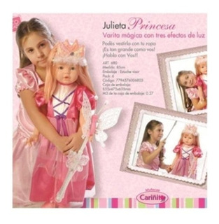 Julieta Princesa Adar 680 C/var Mag Luz Habla