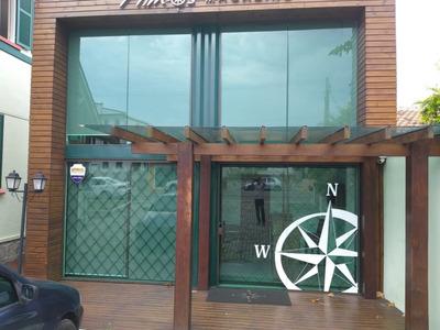 Sala Comercial Para Locação Anual No Centro Em Balneário Piç - 756