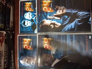 Colección Serie 24-son 8 Temp + Redemtion En Cast-55 Dvds