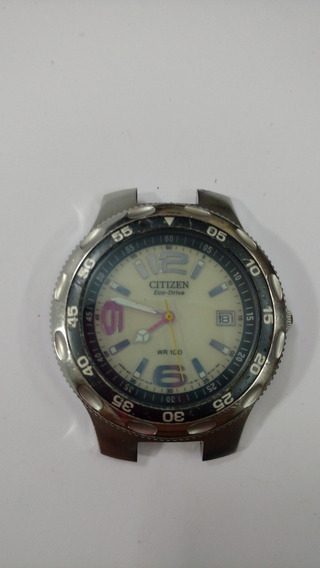 Reloj Citizen Eco Drive Original Requiere Cambio De Batería