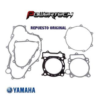 Kit Completo Juntas Motor Yzf 250 01 - 13 - Original Yamaha