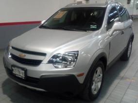 Chevrolet Captiva Sport Suv 5p Ls L4/2.4 Aut