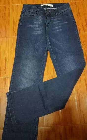 Jeans Wrangler Azul Talle 39 Mujer. Impecable