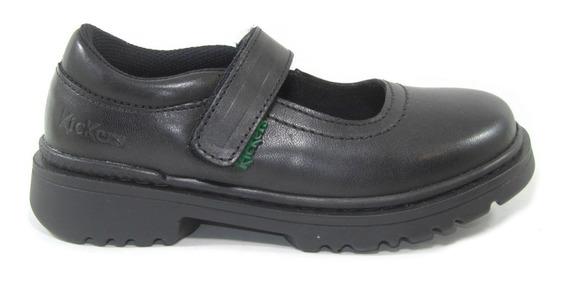 Zapatos Escolares Kickers Kemos 2 Guillermina Escolar 27-30