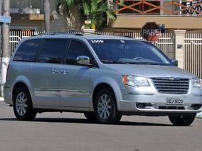 Chrysler Town & Country 3.8 Limited V6 12v Blindada