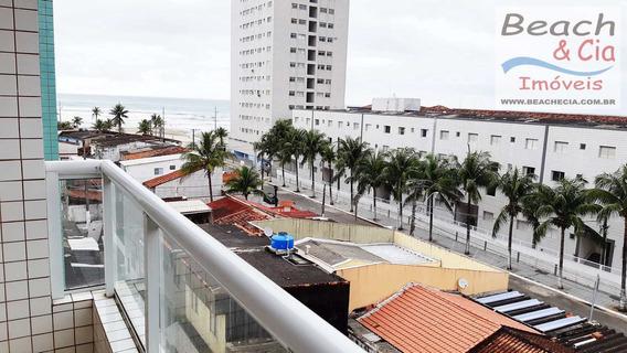 Vista-mar, 1 Dorm, Mirim, Praia Grande, R$ 170 Mil, Vap00682