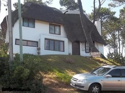Casa Sobre Franja Mar,4dorm,2baños,increible Lugar,dueño.