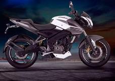 Bajaj Rouser Ns 200 Moto 0km Cycles El Mejor Precio