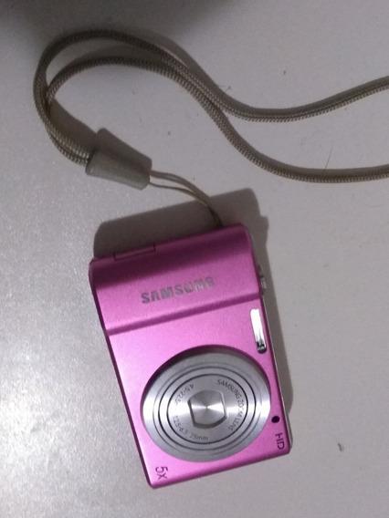 Câmera Fotográfica Samsung St66. 16.1 Megapixels