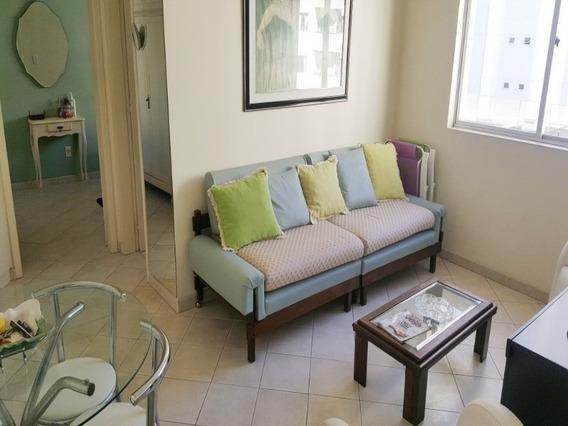 Amplo Apartamento De 1 Dormitório Próximo Aos Correios Aceita Permuta Maior Valor Em Balneário Camboriu - 1d280 - 4719762