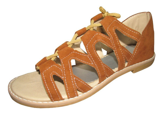 Sandalia Cordón Moda Vestir 35 Al 40 - Lopez Calzados