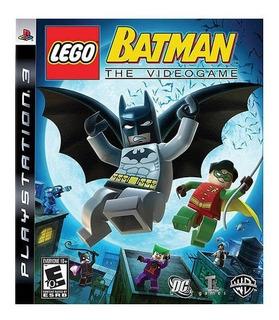 Lego Cokem Internacional Preown Ps3 Batman: El Videojuego