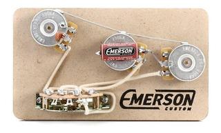 5-way Stratocaster Prewired Kit (kit Precableado 5 Posición)