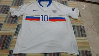 Camisa Seleção Rússia Mega Rara